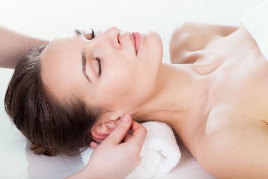 Ear Massage for Stress: Relief Using Auriculotherapy